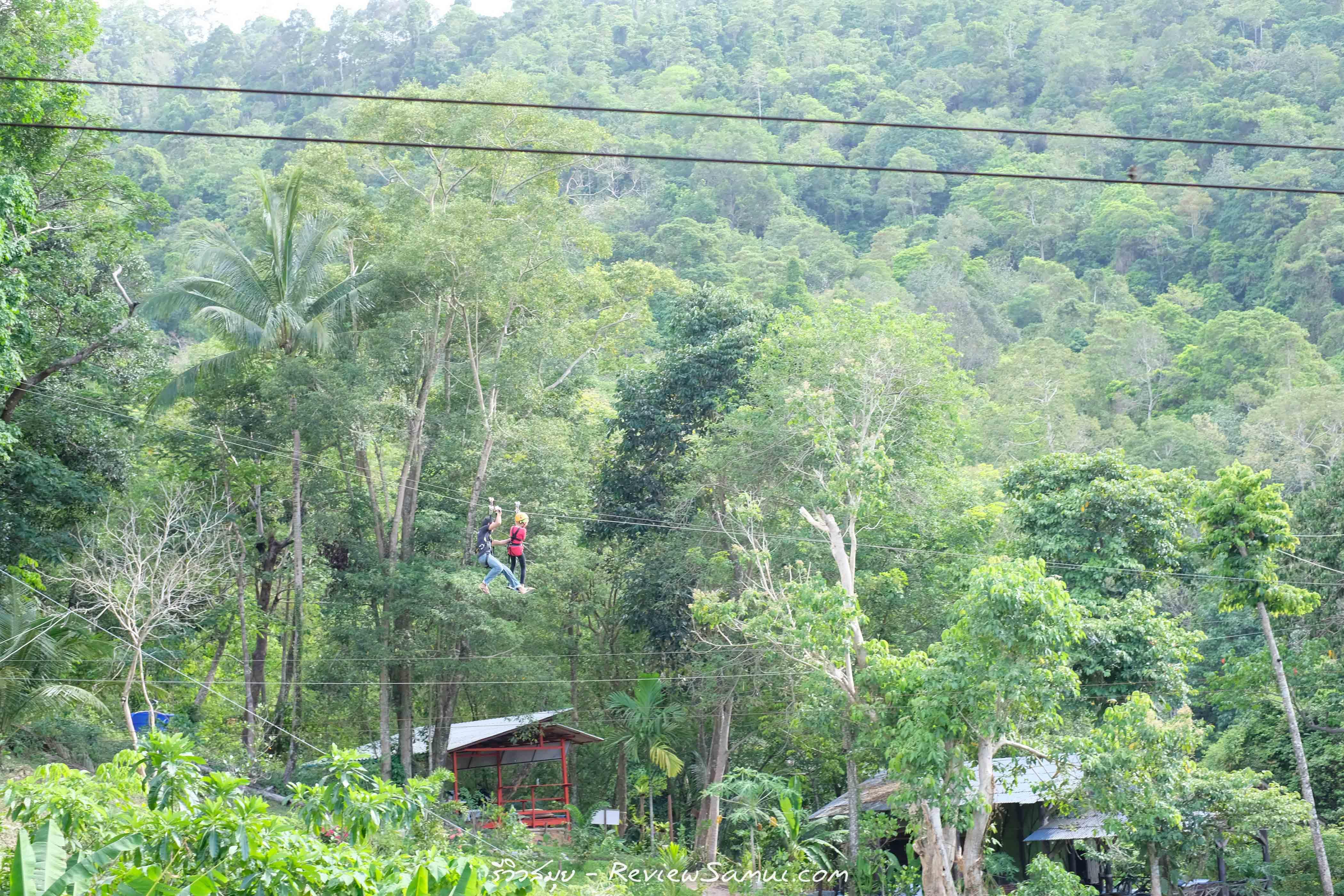 ร้าน  Tree Bridge Coffee รีวิวสมุย | Review samui
