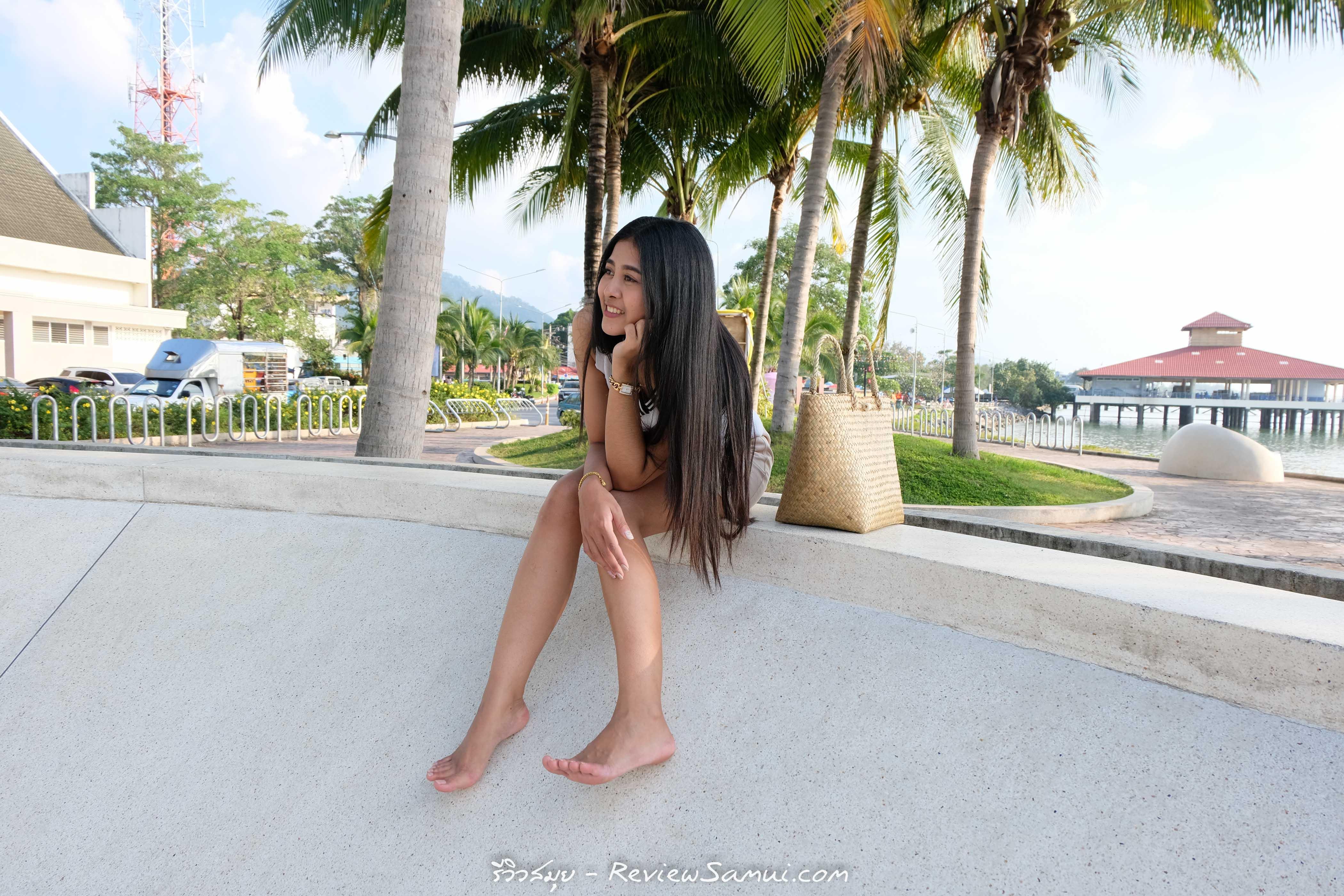 ท่าเทียบเรือหน้าทอน Cocoport Koh Samui รีวิวสมุย | Review samui